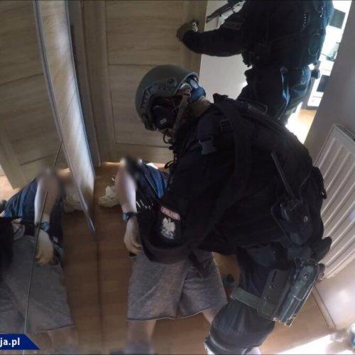 Śląscy policjanci zapobiegli konfrontacji pseudokibiców